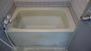 浴槽のクリーニング及びガラスコーティング
