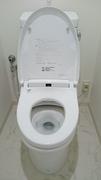 トイレのコーティング